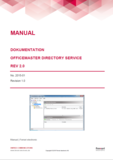 OfficeMaster DirectoryService 2.0