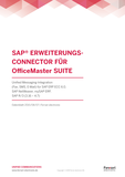 SAP Connector für OfficeMaster Suite