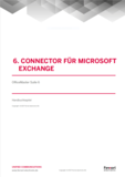 Handbuchkapitel Integration in Microsoft Exchange