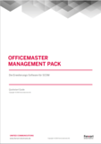 Quickstart Guide - Management Pack mit OfficeMaster Gate